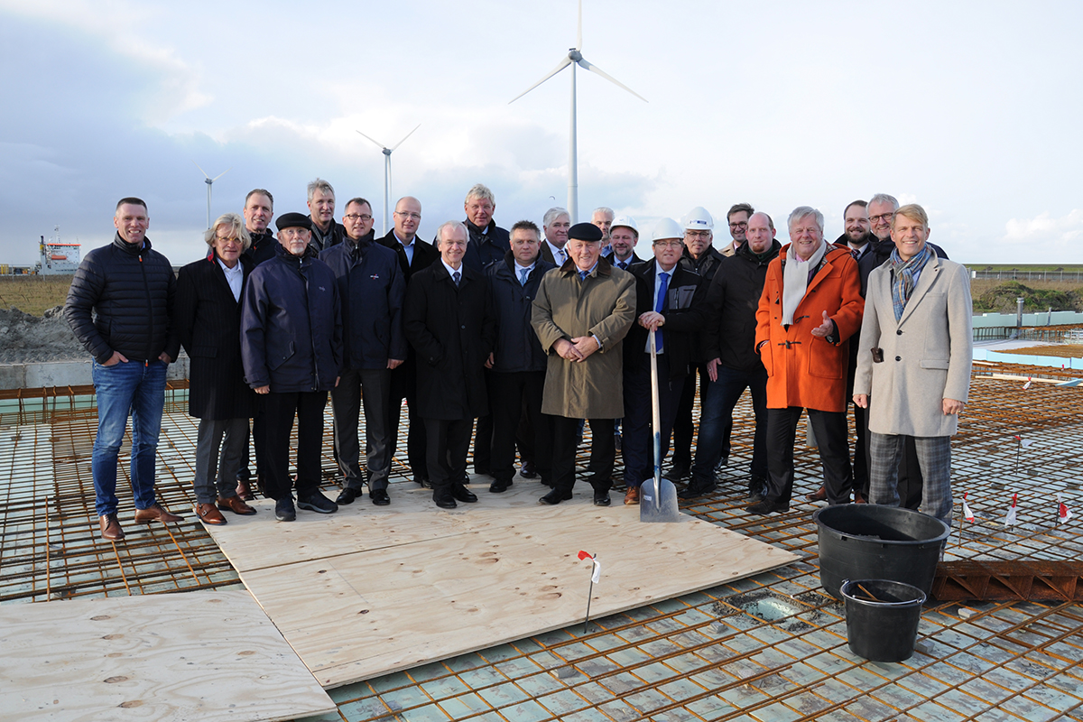 Emo Lays The Foundation For A Second Offshore Base In